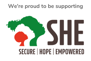 proud to be supporting she